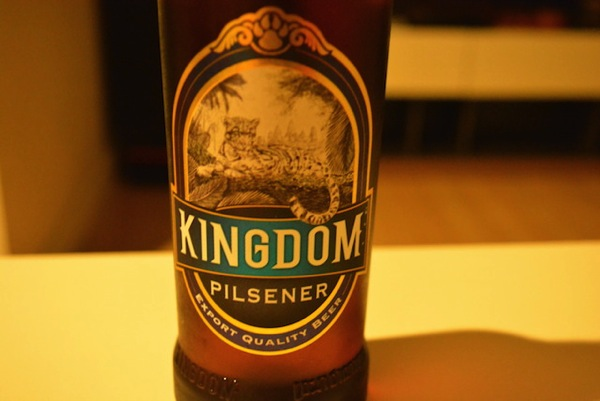 Kingdom pilsener