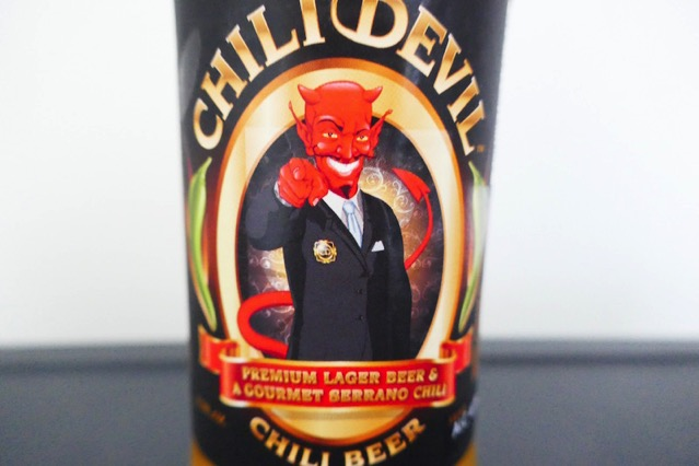 chilli devil beer