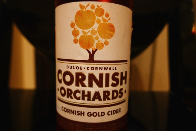cornish gold cider