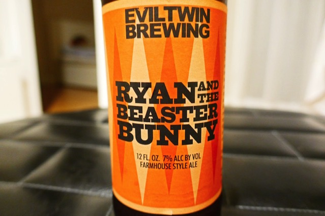 eviltwin brewwing ryan and the beaster bunny