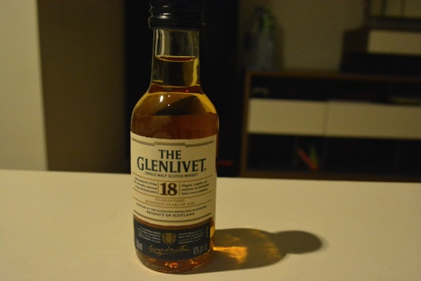 Glenlivet18years
