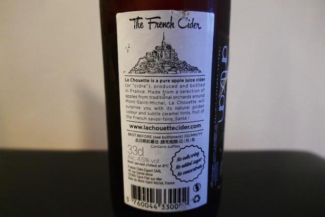 la chouette cider2