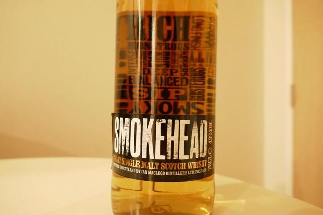 smoke head