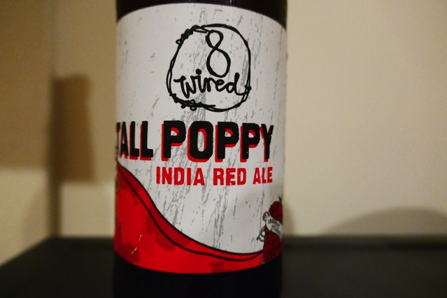 tall poppy indian red ale