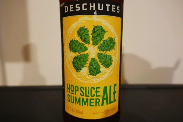 deschutes hop slice summer ale