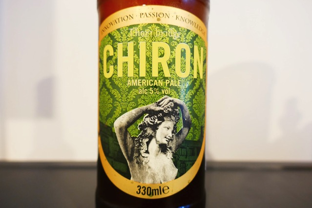 chiron american pale