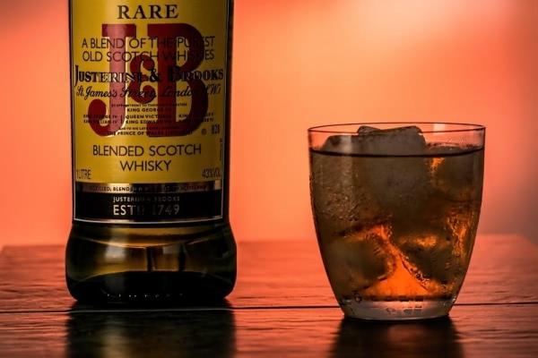 Scotch whisky drink alcohol glass beverage scotch