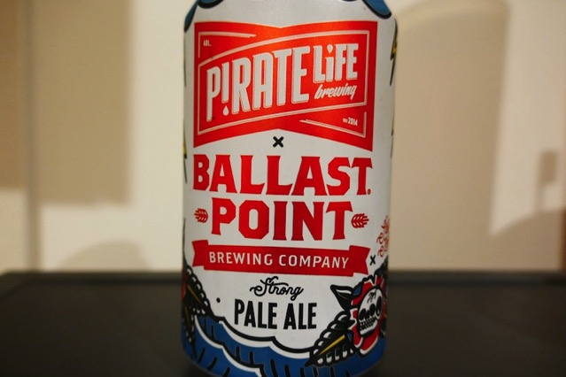 Piratelife Ballast Point Pale Ale