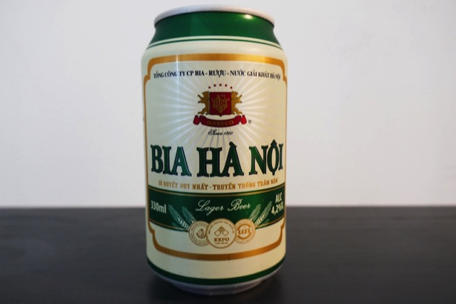 bia ha noi green