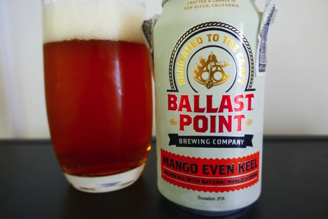 ballastpoint mango even keel3