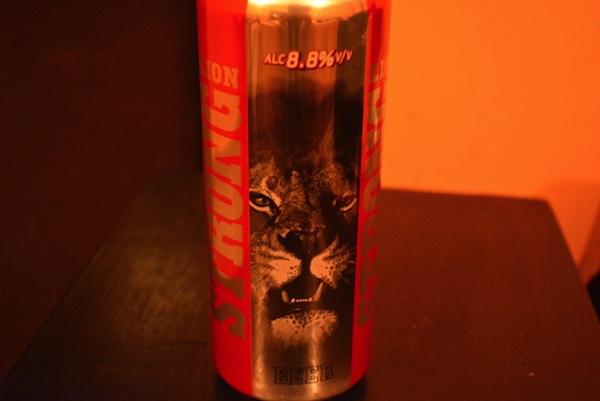 Lionbeerstrong
