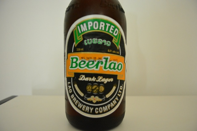 Beer Lao Dark