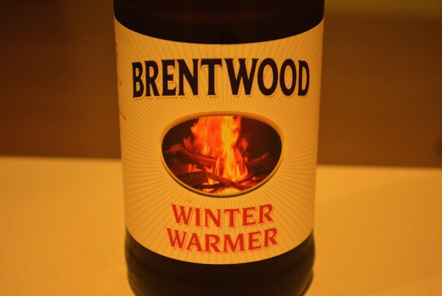 Brentwood winter warmer