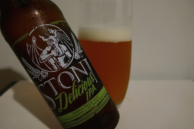 stone delicious ipa lemon drop dorado hop