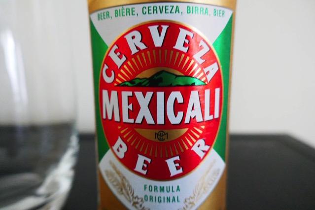 cerveza mexicali beer