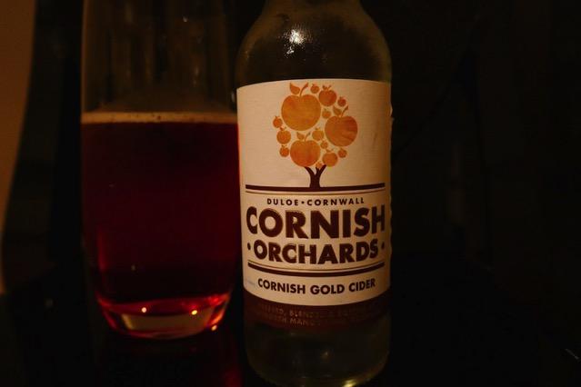 cornish gold cider2