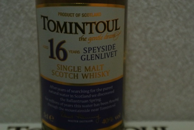 tomintoul-16years