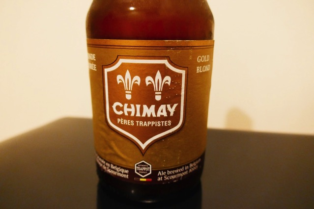 chimay gold blond