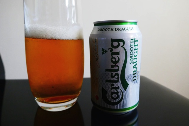 carlsberg smooth draught2