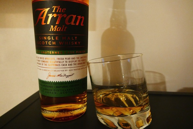 Arran Sauternes Cask Finish4