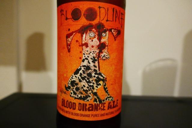 bloodline orange ale