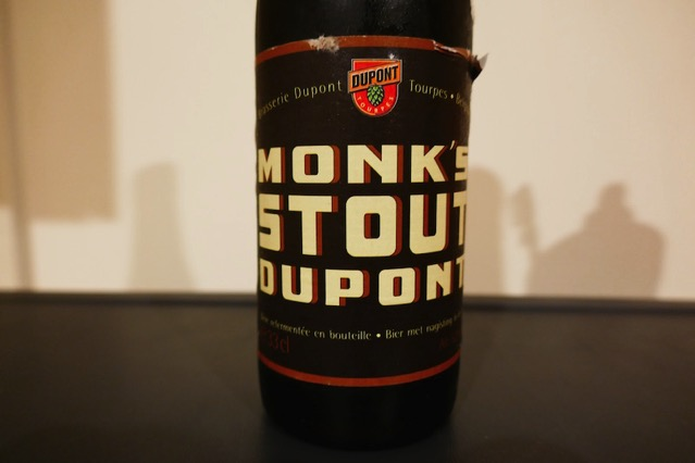 monks stout dupont