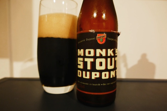 monks stout dupont2