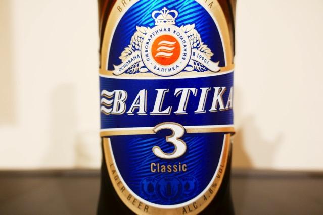 baltika 3 classic