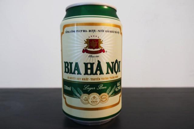 bia ha noi green
