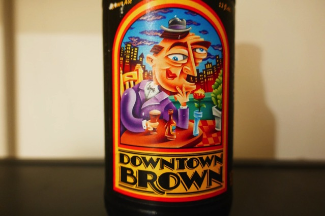 downtwon brown