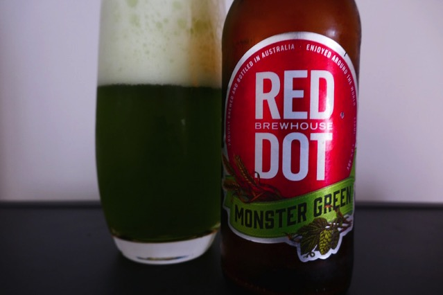 red dot monster green2