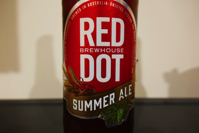 reddot summer ale