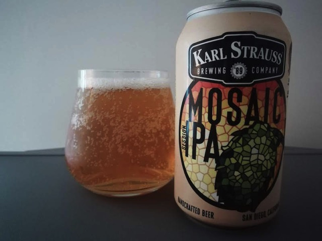 Karl Strauss Mosaic session ipa3