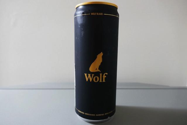 wolf-black