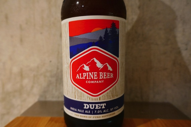 Alpine beer duet