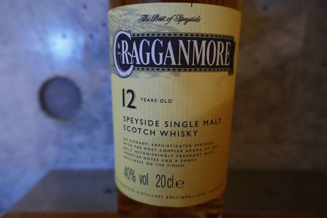 cragganmore 12years