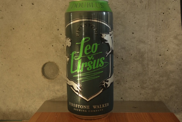 Firestone walker double IPA