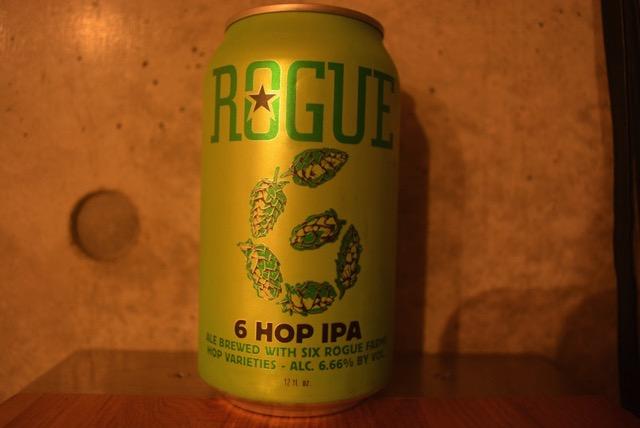 Rogue 6hop ipa