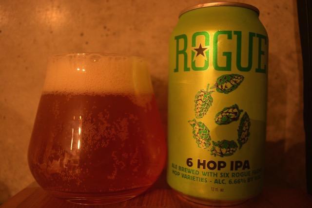 Rogue 6hop ipa2