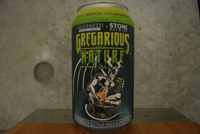 Gregarious nature ipa