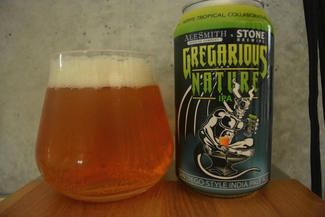 Gregarious nature ipa2