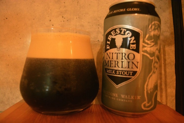 Nitro Merlin milk stout2