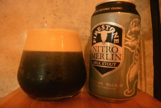 Nitro Merlin milk stout2