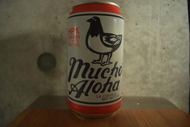 Mucho Aloha HAWAIIan Style Pale ale