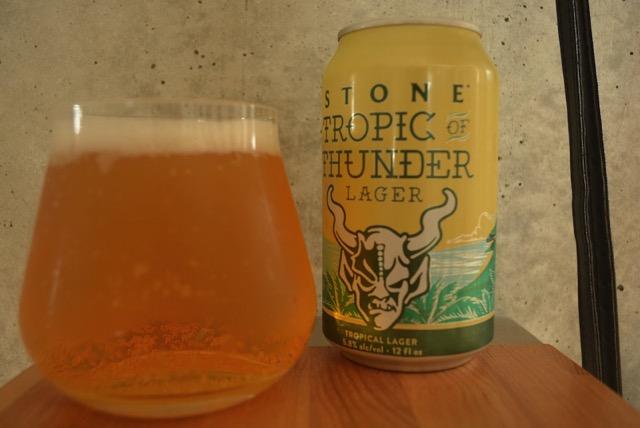 Stone Tropic of Thunder Lager2