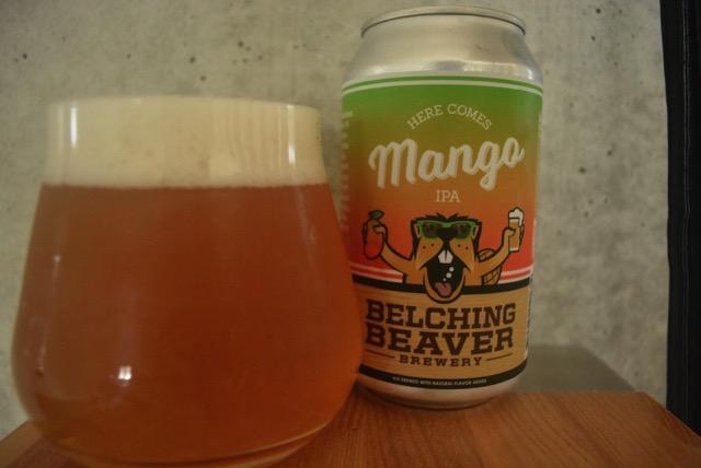Belching beaver mango ipa2