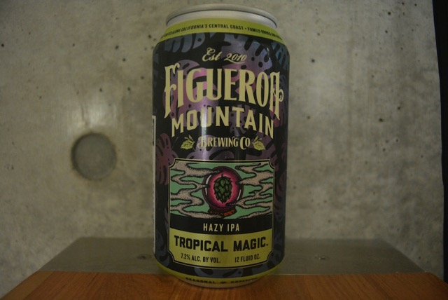 Tropical magic hazy ipa