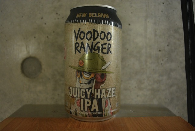 Voodoo ranger juicy haze ipa