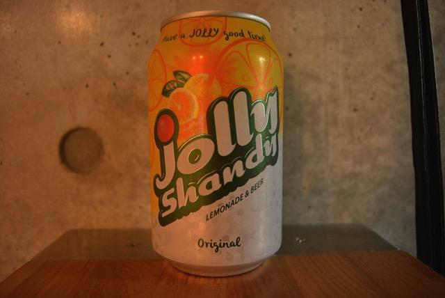 Jolly shandy