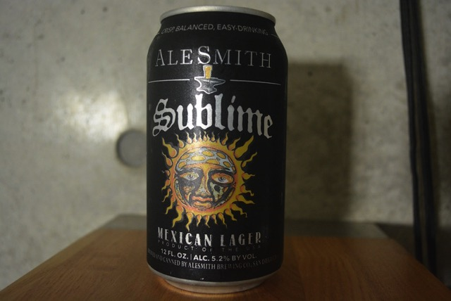 Alesmith Mexican lager
